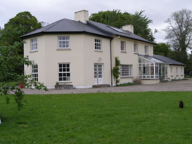 Kilballyowen Hse, Bruff Co Limerick - Limerick - Bed & Breakfast