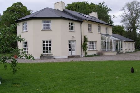 Kilballyowen Hse, Bruff Co Limerick - Bed & Breakfast
