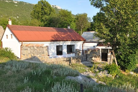 Mountain cottage near the sea - Jablanac