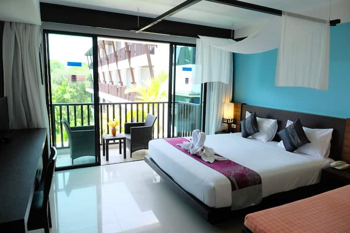 Apasari - Superior Double Bed without Breakfast