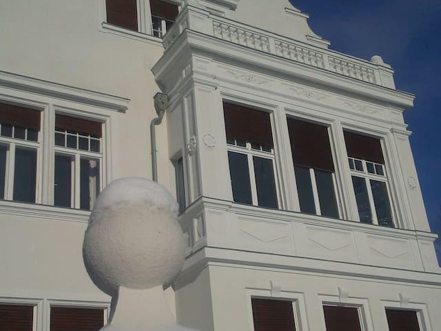 Wohnung in schöner generalsanierter Villa