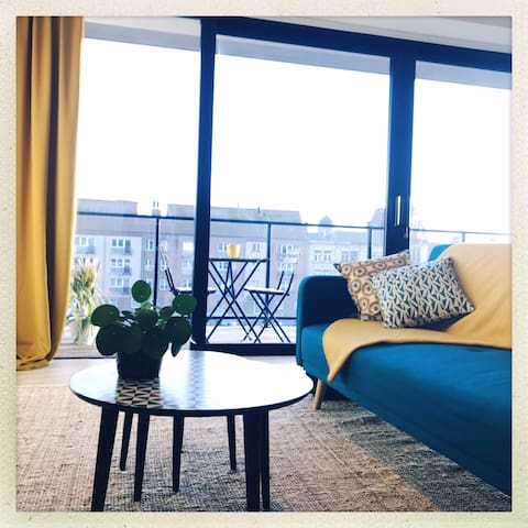 Cosy Apartment near city centre Gent / Ghent.