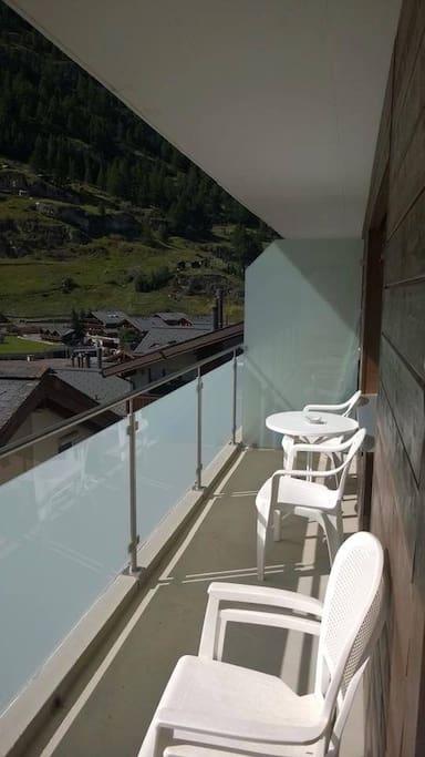 Balcon de 10 m2