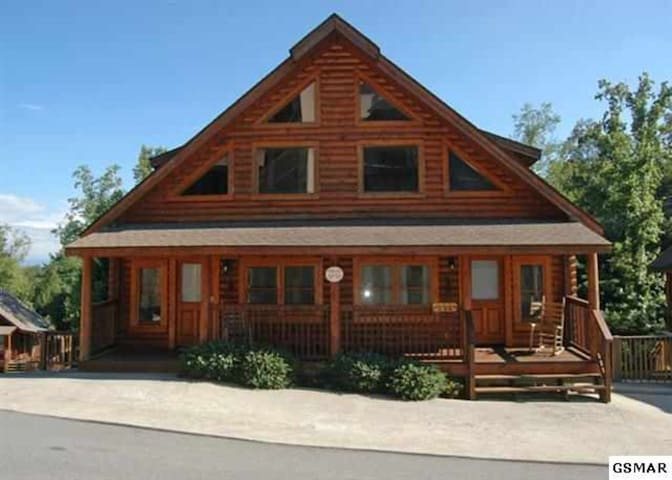 HONEY BEAR DREAMS - Pigeon Forge - Chalet