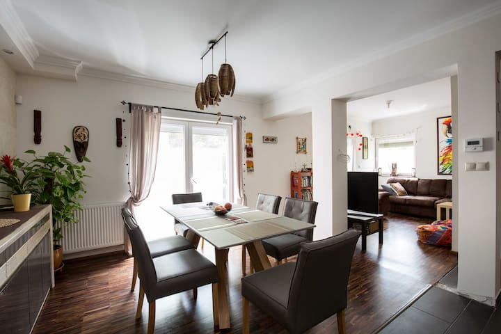 Luxury Apartment 3br Christams and New Years - Budapest - Leilighet