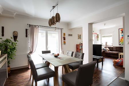 Luxury Apartment 3br Christams and New Years - Budapest