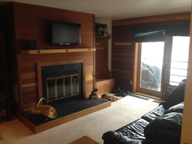 Cozy mountain condo in Wildernest at Silverthorne - Silverthorne - Apartament