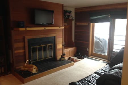 Cozy mountain condo in Wildernest at Silverthorne - 西尔弗索恩 (Silverthorne) - 公寓