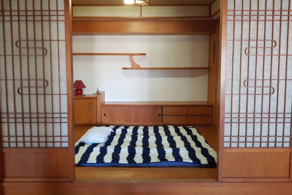 Room C - Japanese-style Room