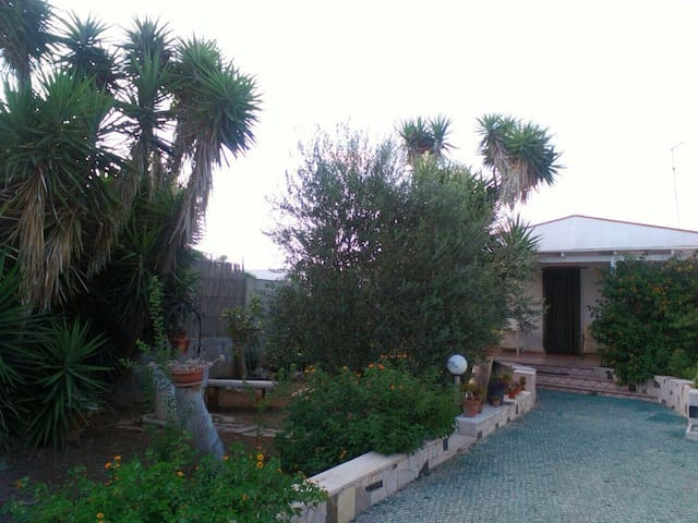 Villa Marina 30m dal mare 7/8 posti barbecue - Porto cesareo