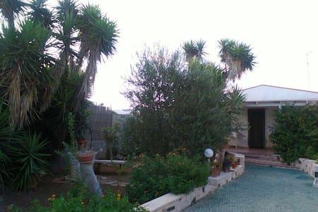 Villa Marina 30m dal mare 7/8 posti barbecue - Porto cesareo - House