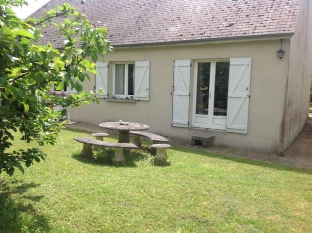 Belle maison de campagne au coeur du Val de Loire - Lussault-sur-Loire