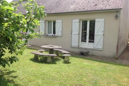 Belle maison de campagne au coeur du Val de Loire - Lussault-sur-Loire - House