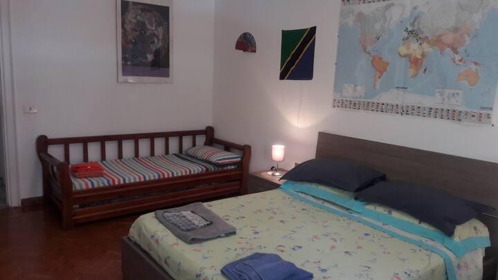 private room in the centre