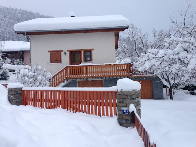 Lovely family house in the Savoie - Séez - บ้าน