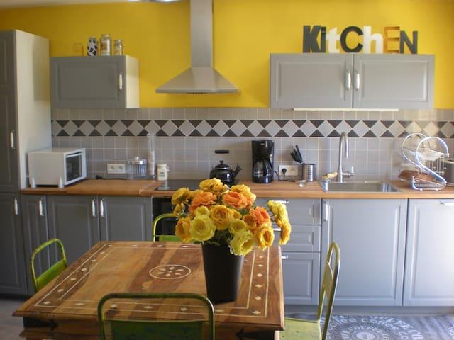 Petite maison dans les vignes - La Cadière-d'Azur - บ้าน