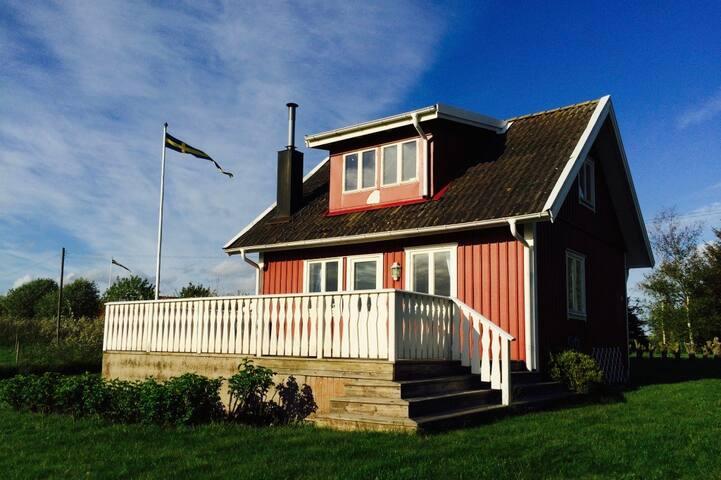 Sommarstuga -  the swedish summer dream - Falkenberg V - House