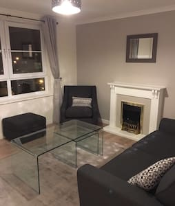 Simple & Clean Modern 2 bed flat - 爱丁堡 - 公寓