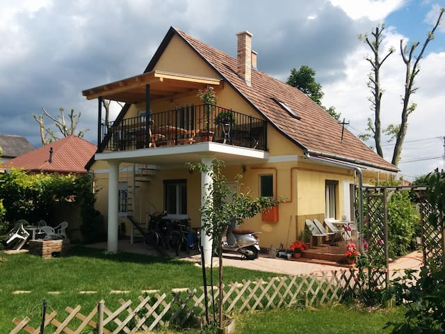 Apartment for 4-8 persons in Siofok - Siófok - Rumah