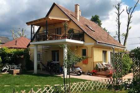 Apartment for 4-8 persons in Siofok - Siófok