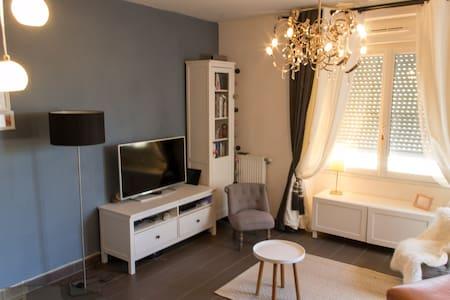 Appartement entier à 25km de Paris & 10km d'Orly