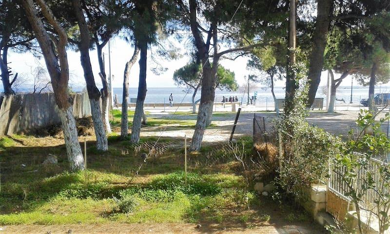 Дачный дом ELENA VIEW 50м. от пляжа. - Nea Makri - Hus