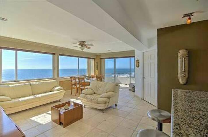 Condominio de Playa Vista al Mar - Mazatlán - Appartement