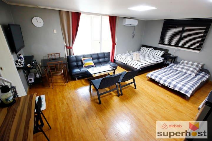 Super Near Coex! Diana's Studio,Seolleung Stn.5min