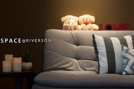 SPACE @ Riverson 1.0 - Kota Kinabalu