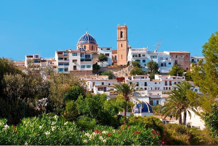 Spain Luxury Villa Las Nereidas Altea Hills LN7