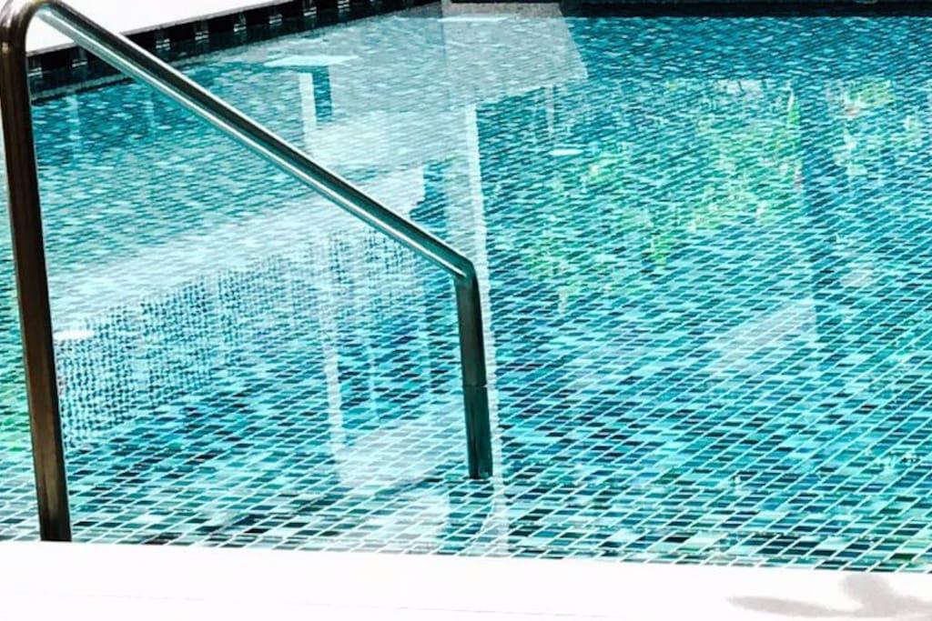 Swimming Pool, Jet Spa Bed, etc