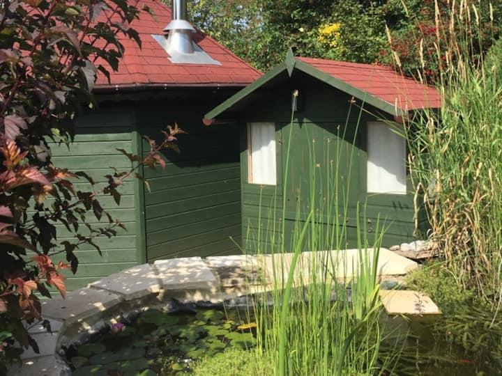 Little Hut 2 Cotswold Retreat - Stroud Slad Valley