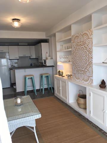 Apartamento vistas al Mar Cullera (garaje)