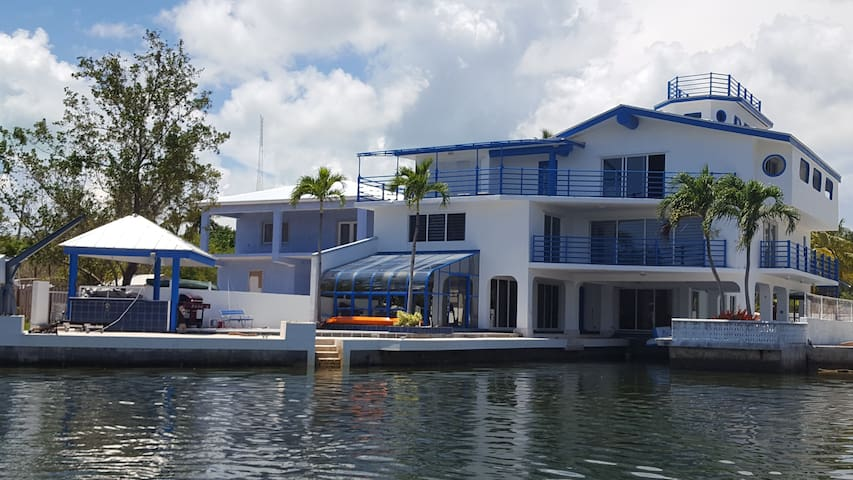 Key Largo Waterfront House - Key Largo - House