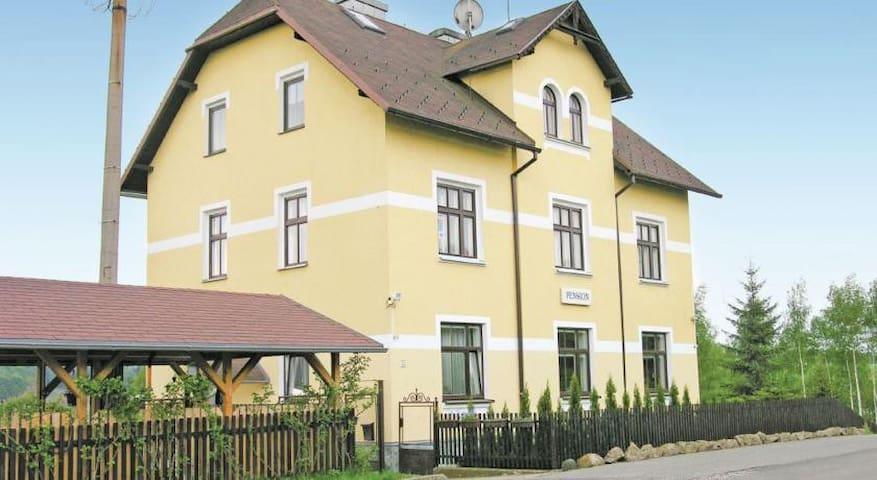Apartment ostrov karlavarska