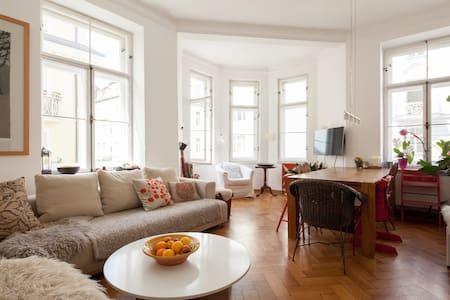 Spacious, central + beautifuyl flat - Monaco - Appartamento