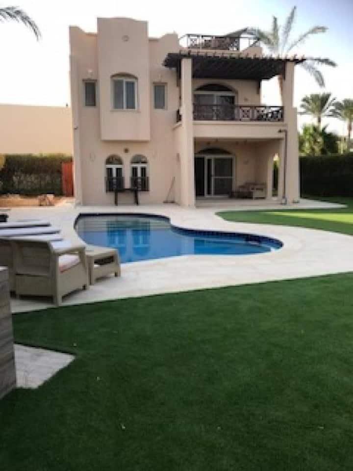4 Bedr, Private Pool, Wifi,  Beach Sharm el Sheikh