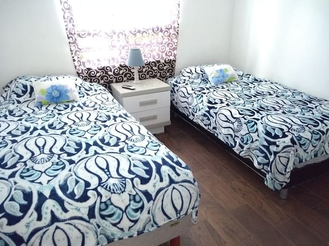 3 bedroom house, near to Apodaca industrial parks