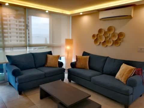 Apartamento entero con vista al mar