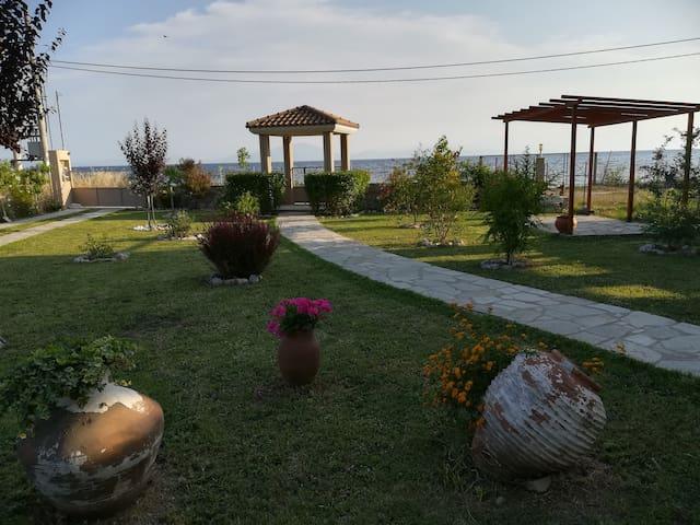 Platanidia Σπίτι με θέα