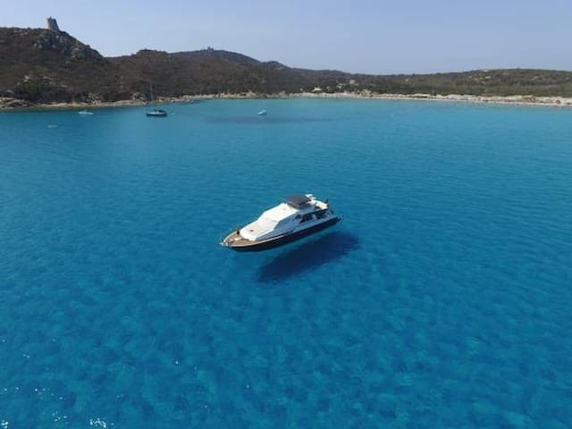 J&R 20m.PLEASURE YACHT, 2 rooms with private bath