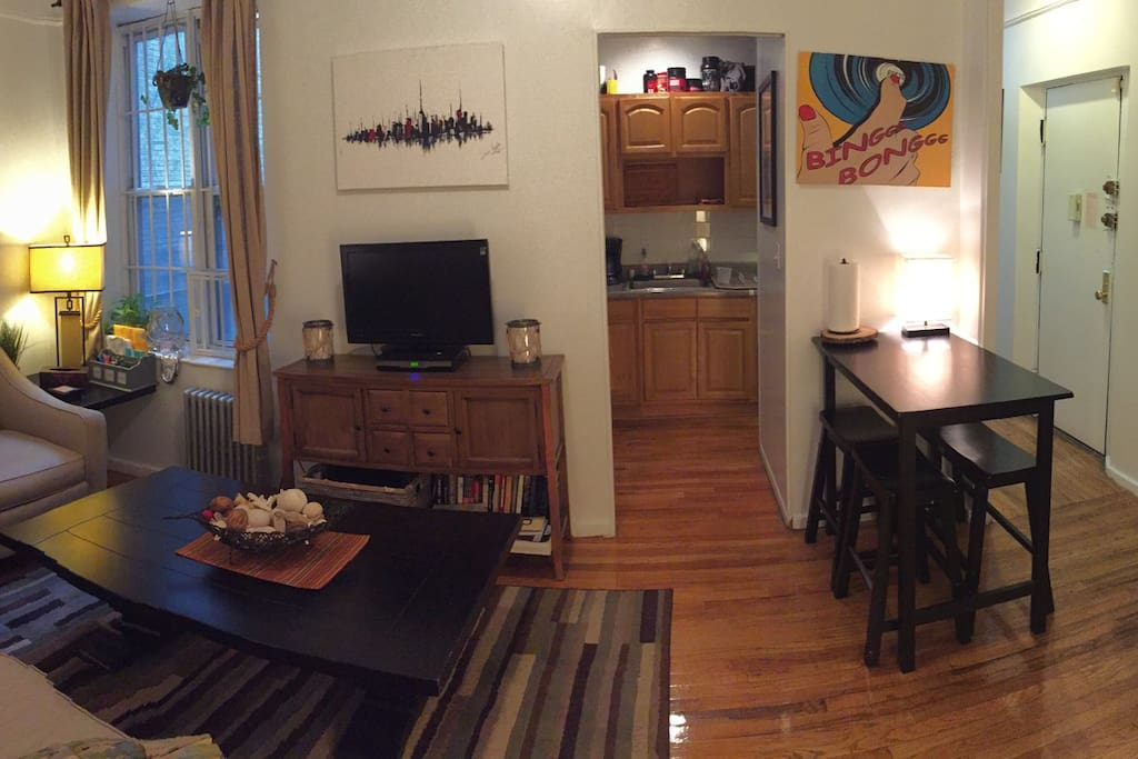 Private Room In Cozy Harlem 2 Bedroom Apartments For