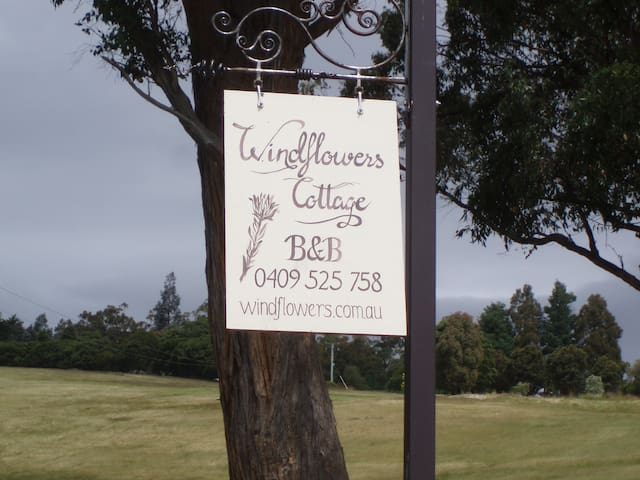 Windflowers Cottage B&B - Lower Wattle Grove - Bed & Breakfast