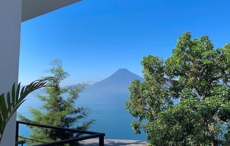 Casita Atitlan cozy casita with stunning views