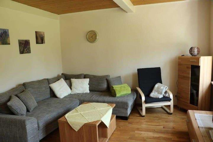 Ferienhaus - Alte Ziegelei, Deichblick