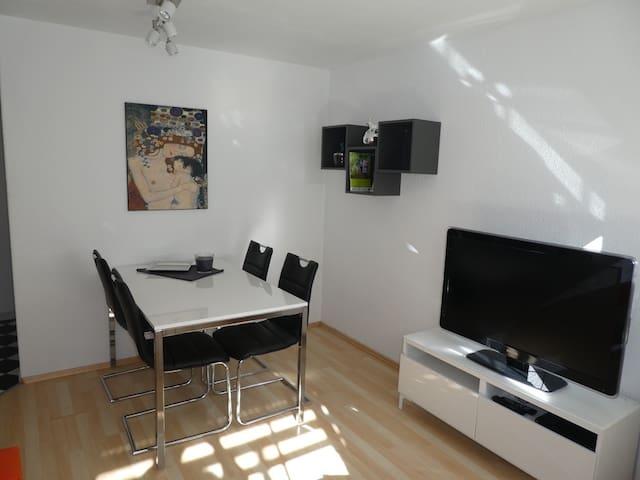 Wohnzimmer/Eßbereich
