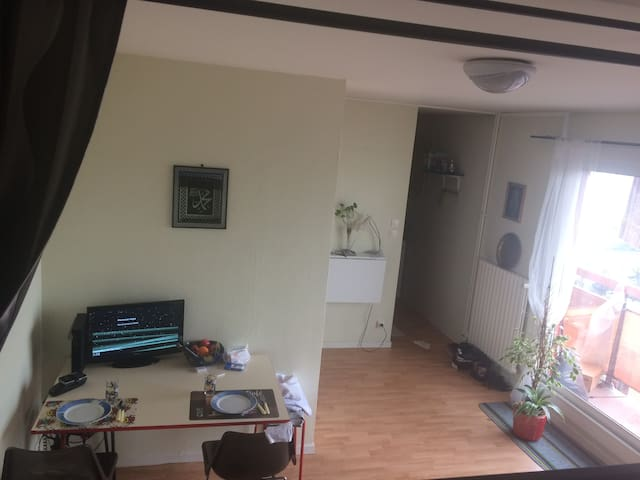 Belle appt francilien - Saint-Denis-de-Pile - Apartment
