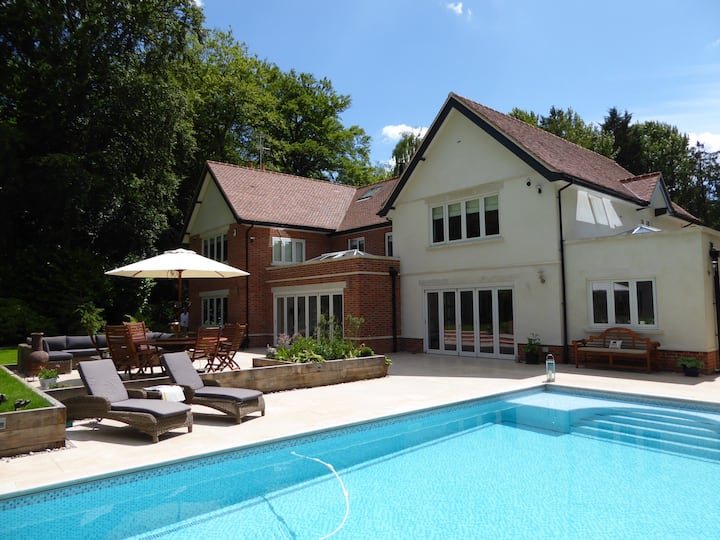 Beautiful Woodland Home Henley on Thames