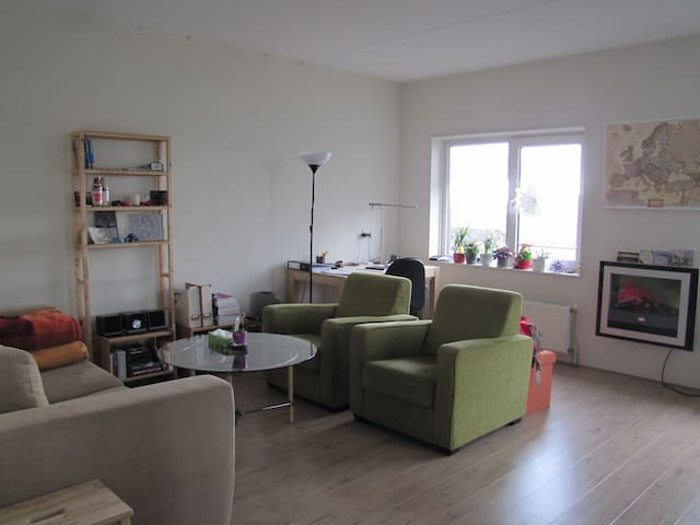B&B in a homey apartment - Leeuwarden - Appartement