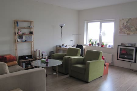 B&B in a homey apartment - Leeuwarden - Departamento